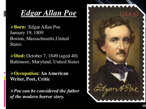 Themes In Edgar Allan Poe S Stories | quot theme of poe s short stories quot
