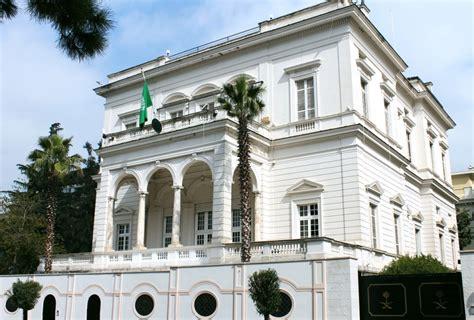 consolato in inglese reale ambasciata dell arabia saudita visti