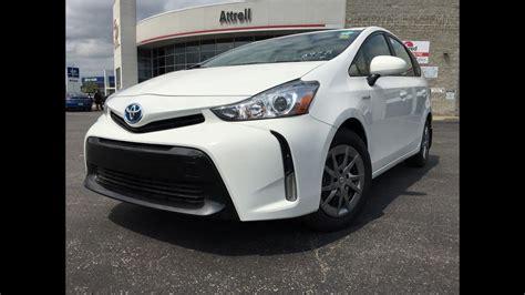 Attrell Toyota 2017 Toyota Prius V Walkaround Brton On Attrell