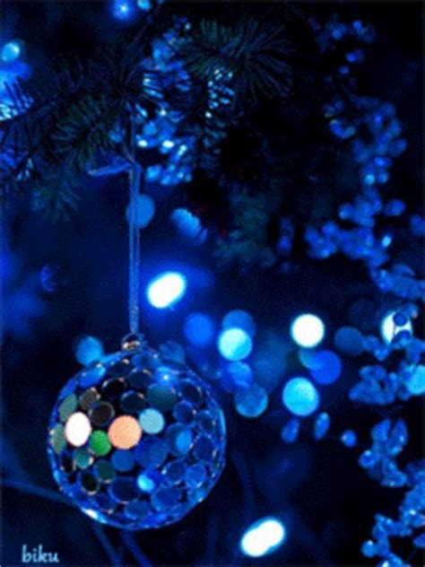 disco blue christmas ornament animated pictures   images  facebook tumblr