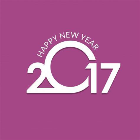 new year freepik new year 2017 purple background vector free