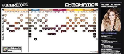 redken chromatics color chart 15 best images about redken chromatics on