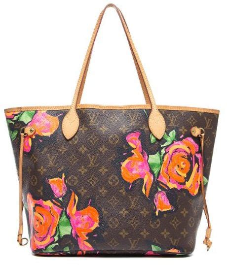 louis vuitton preowned stephen sprouse monogram canvas