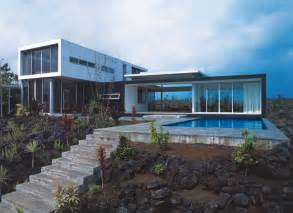 Barn Style Prefab Homes Hawaiian House Built On Lavaflow From Nearby Active