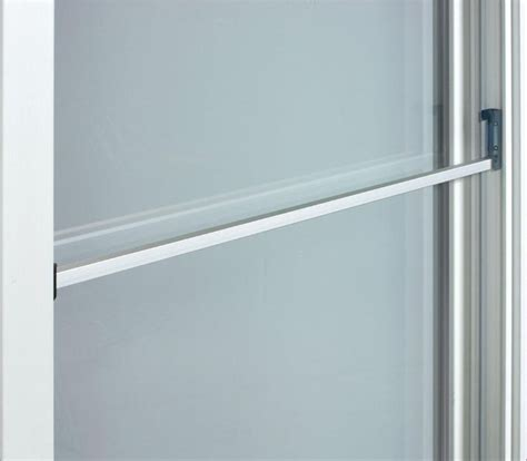 patio door bars ideal security inc sk110w patio door