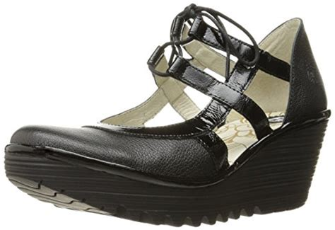 Wedges El059 Abu 40 fly s yett wedge black mousse damani 40 eu 9 9 5 m us buy in uae