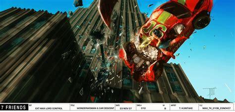 film justice league mortal concept art for george miller s justice league mortal film