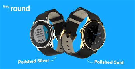 pebble time now available in polished gold and