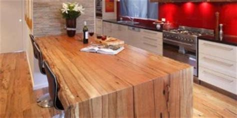 wooden bench tops kitchen benchtops