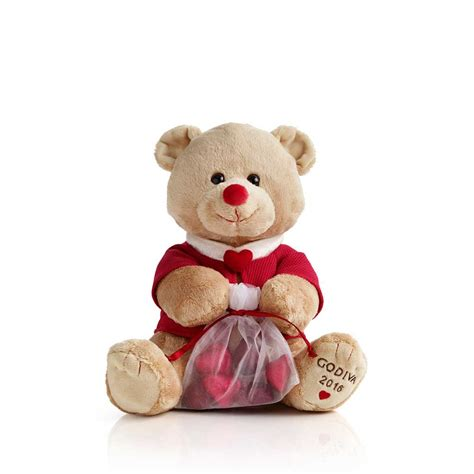 Rumauma Exclusive Teddy Hers For Anniversary Gift 6 pc limited edition 2016 by gund godiva