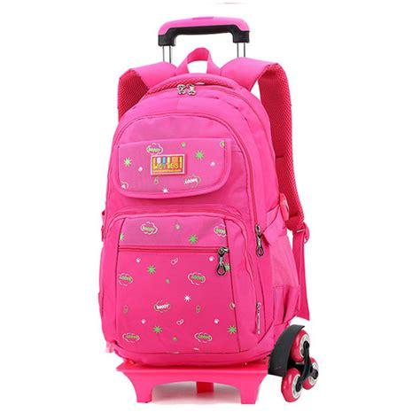 Troley Bag Tas Travel Troli Trolley Cars A Large popular wheels backpack buy cheap wheels backpack
