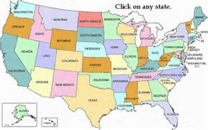 Us State Map Labeled by Maps Usa Map Labeled