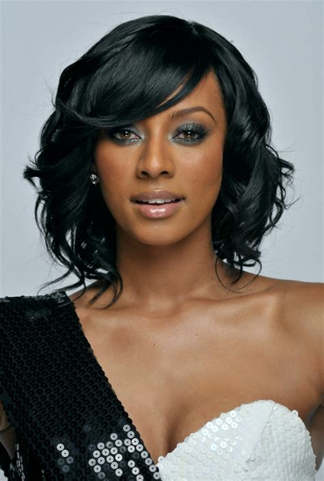 weave hairstyles for black women 2013 wavy hairstyles for black women