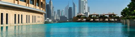 The Dubai Mall And The 5 Luxury Address Hotel In Middle East Steel Markets 2017