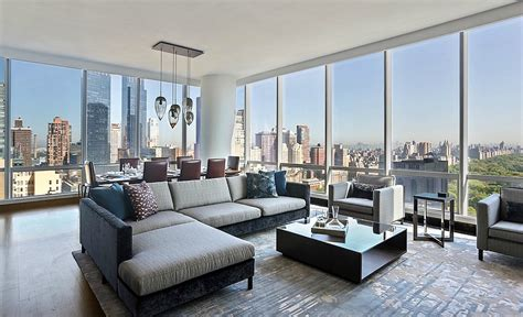 one57 new york luxury apartment for sale architectural digest fully furnished rentals launch at one57 6sqft