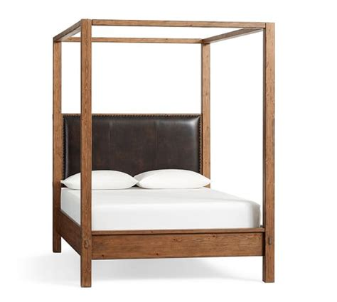 caden canopy bed pottery barn