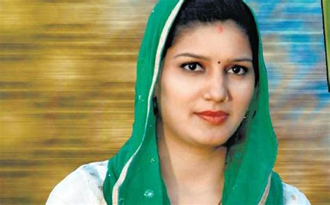 Downplays Weight Issue by Haryanvi Singer Sapna Choudhary Attempts The Hindu