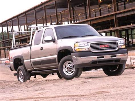 blue book used cars values 2001 gmc safari seat position control 2002 gmc sierra 2500 hd extended cab pricing ratings reviews kelley blue book