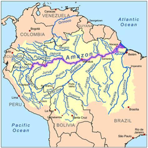 amazon river map resourcesforhistoryteachers 2 4