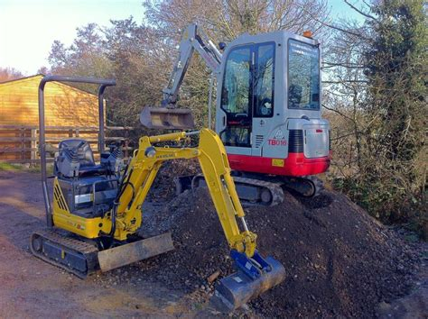 Handset Digiger mini diggers are the key to success for always digging