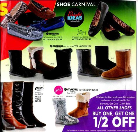 Sho Carviar shoes carnival
