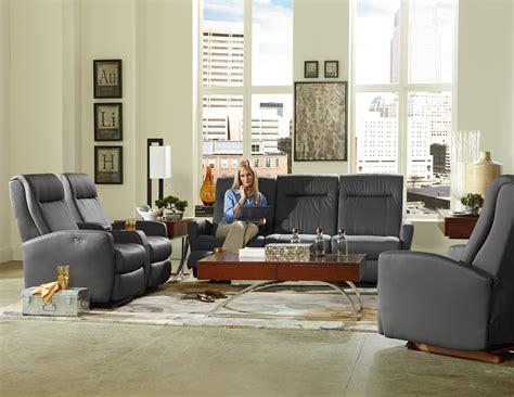 contemporary space saver reclining sofa   home