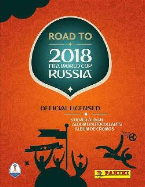 Fifa 2018 Reg 3 road to 2018 fifa world cup russia uk edition panini