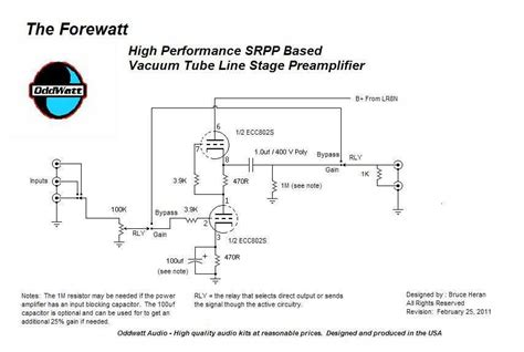 layout and schematic check audioroundtable com group build gt pre schematic check