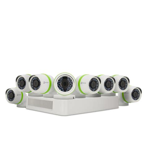 Cctv Ezviz ezviz 1080p security system 8 hd cameras 16 channel dvr