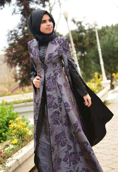 Baju Pesta Muslim Songket 24 macam model baju muslim pesta terbaik sekarang ini fashion