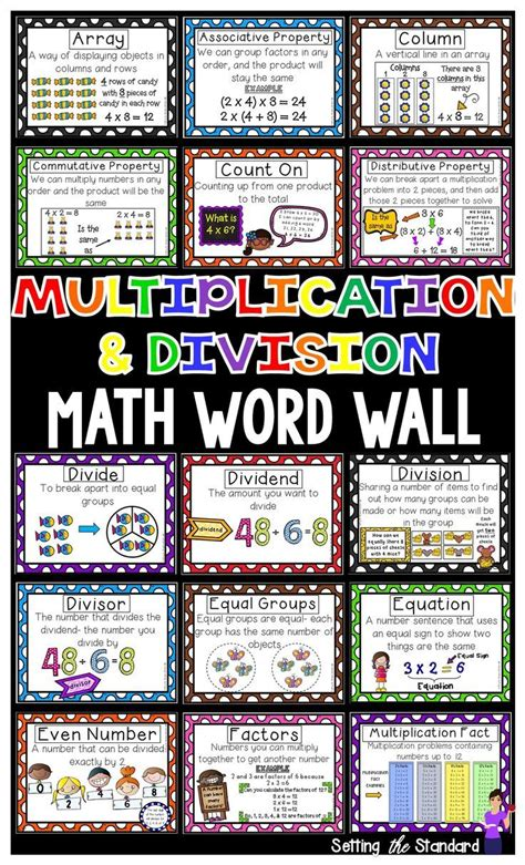 themed math definition 3938 best third grade lessons images on pinterest