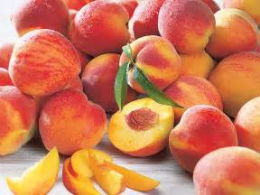Did you know a single medium sized georgia peach