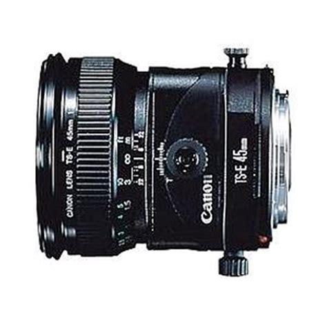 Canon Lens Ts E 45mm F2 8 henrys canon ts e 45mm f2 8 tilt shift lens