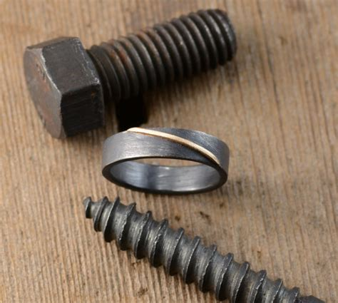 Handmade Mens Wedding Rings - 5 ways to discover men s wedding rings on etsy handmadeology