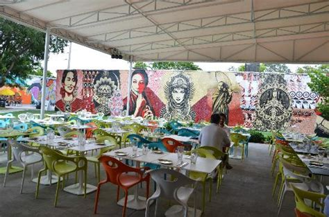 Wynwood Kitchen Miami by On The Outdoor Patio Picture Of Wynwood Kitchen And