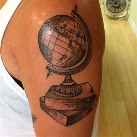 backpacker tattoo 79 best images about travel tattoos on compass