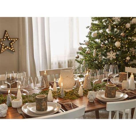 decoration noel maison du monde d 233 co de table de no 235 l for 234 t scandinave maisons du monde