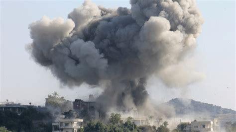 imagenes impactantes en siria las 30 fotos m 225 s impactantes de la guerra en siria