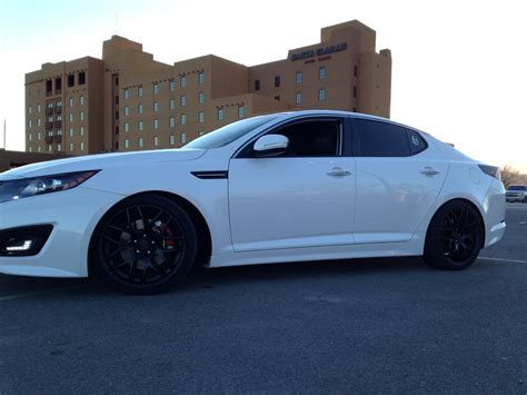 2013 kia wheel size kia optima custom wheels eurotek uo2 19x8 5 et 35 tire