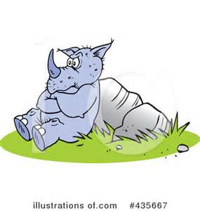 Rhino clipart rhino clipart illustration