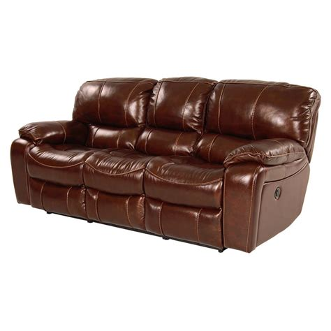 el dorado furniture sofas hudson power motion leather sofa el dorado furniture