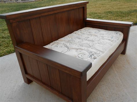 how to build a daybed frame getting started in woodworking pdf plans