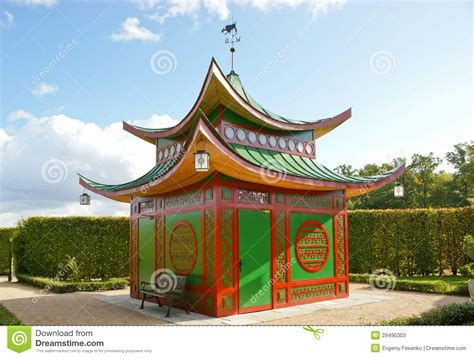 casa china peque 241 a casa china imagen de archivo imagen de teahouse