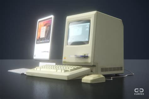 Komputer Mac back to the roots of the macintosh with a fresh