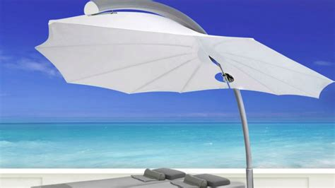 Unique Patio Umbrellas Icarus Umbrella By Bundl Decoist