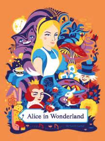 Book Report On Alice In Wonderland Alice In Wonderland Book Cover Images