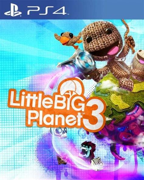 ps4 themes little big planet 3 little big planet 3 ps4 de ps4 en fnac es comprar