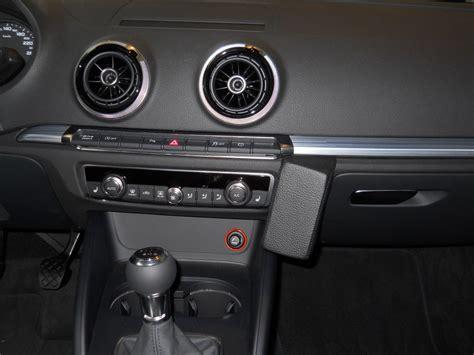 Audi Iphone Halterung by Audi A3 8v Ab Baujahr 08 2012 Haweko Kfz Halterung