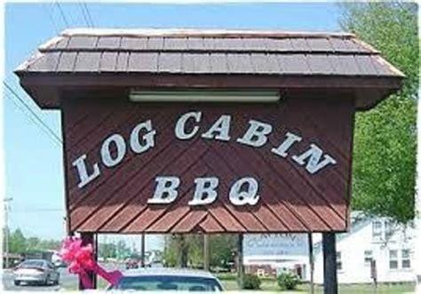 Log Cabin Bbq by Log Cabin Bbq Albemarle Restaurant Reviews Phone