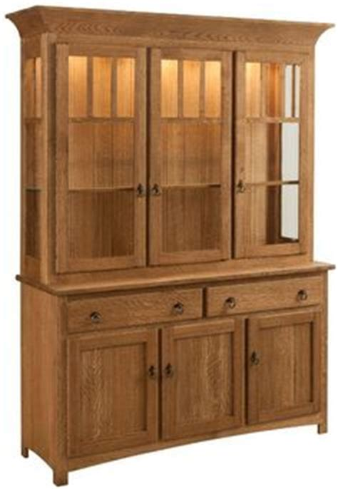 mission style keystone hutch dutchcrafters amish furniture china cabinet on pinterest mission furniture buffet